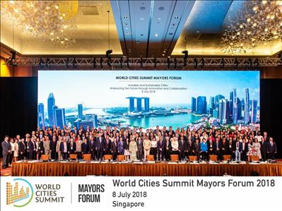 Smart Cities Summit Singapore 2018!!!
