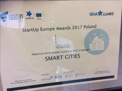 StartUpEuropeAwards Poland 2017